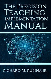 Book Cover - Cheriefox - The Precision Teaching Implementation Manual