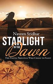 Book Cover - Cheriefox - Starlight in the Dawn