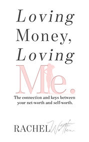 Book Cover - Cheriefox - Loving Money, Loving Me.