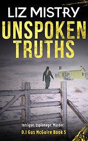 Book Cover - Cheriefox - Unspoken Truths