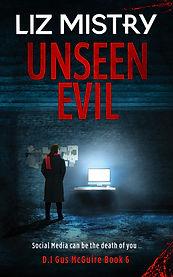 Book Cover - Cheriefox - Unseen Evil