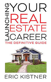 Book Cover - Cheriefox - Launching Your Real Estate Career