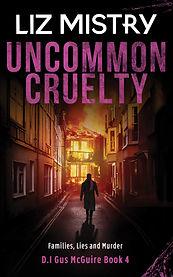 Book Cover - Cheriefox - Uncommon Cruelty
