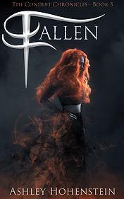 Book Cover - Cheriefox - Fallen