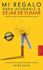 Book Cover - Cheriefox - Mi Regalo Para Ayudarle A Dejar De Fumar