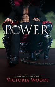 Book Cover - Cheriefox - Power