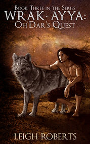 Book Cover - Cheriefox - Oh'Dar's Quest