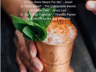 Ten Songs To Make Your Cocktail Hour Unique