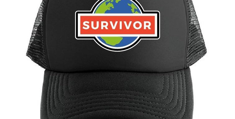 World Survivor Trucker Hat