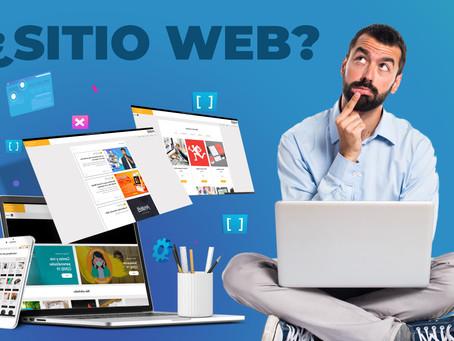 ¿Por qué tener un sitio web?
