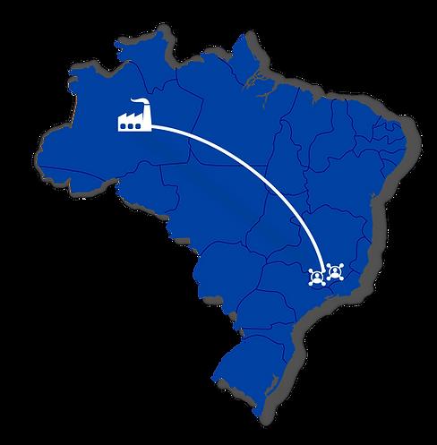 Mapa Do Brasil Azul.png