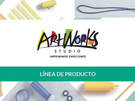 Línea de Producto Artworks 2021