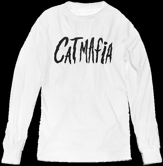 Catalyst White Long Sleeve