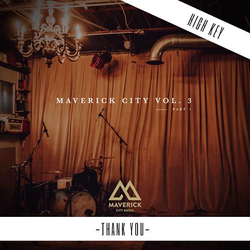 Thank you Maverick City Instrumental
