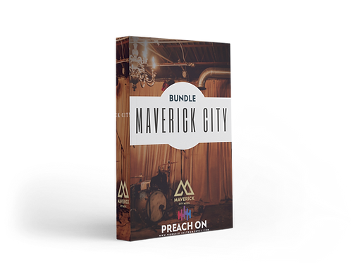 Maverick City Worship Bundle (ONE TIME OFFER-LIMITED TIME)
