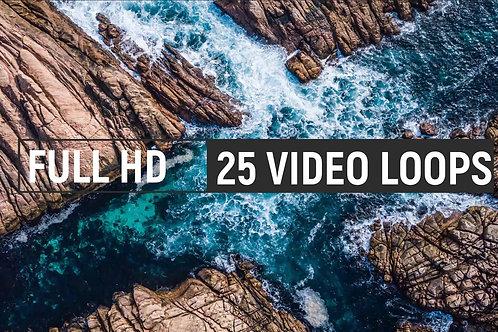 Video Pack Starter Kit 1 (Worship Video Background)