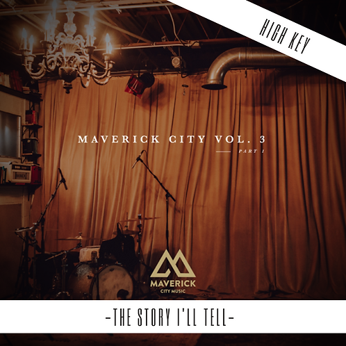 The Story I'll Tell (Feat. Naomi Raine) Maverick City-Instrumental