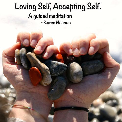 Loving Self, Accepting Self with Karen Noonan, Ph.D.