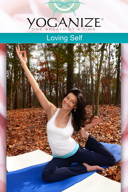 DVD Loving Self (Yoga for All Levels)