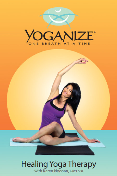 DVD Healing Yoga Therapy