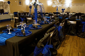 The Gathering Events party hall reception bounce inflatables celebration birthday wedding kids events hall rental shower