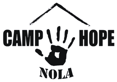 New Orleans Mission Trip Camp Hope Logo