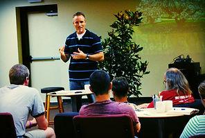 Gathering ministry service hebrew bible study arabi community