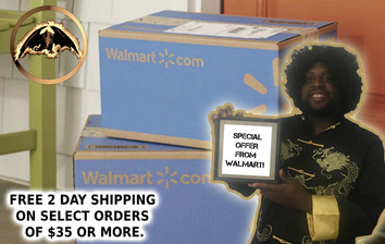 FREE 2-DAY SHIPPING AT WALMART