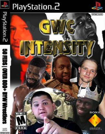 GWC INTENSITY VIDEO GAME?!