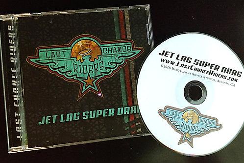 CD - Jet Lag Super Drag