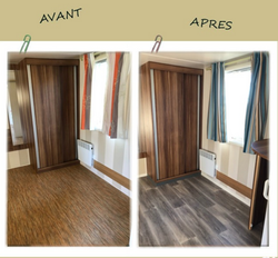 Relooking chambre parents