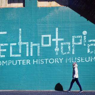 Technotopia Computer History Museum Branding