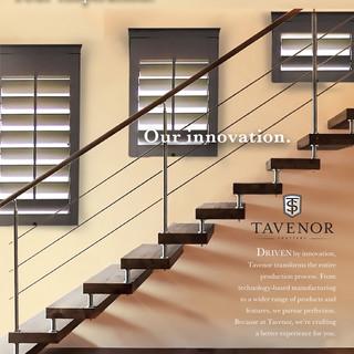 Tavenor Shutters Ad Campaign