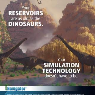 RFD tNavigator Ad Campaign