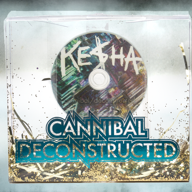 Cannibal Deconstructed Package Design