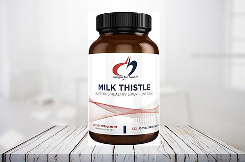 Milk Thistle - Designs for health