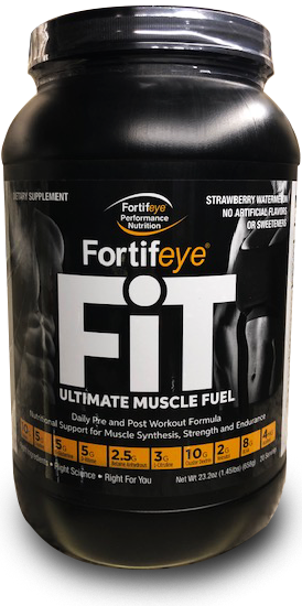 Fortifeye Fit Muscle Fuel - Pre/Post workout