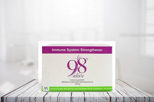 98 Alive Capsules - Immune Booster