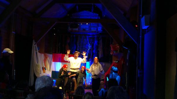 De Vliegende Hollander - Texel -