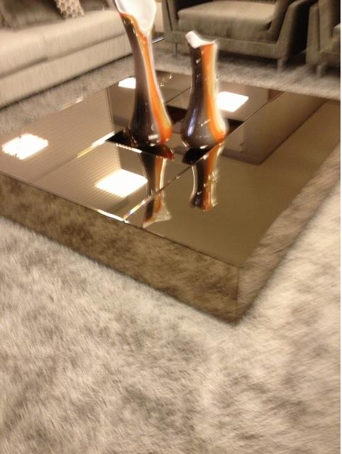 mesa centro bronze