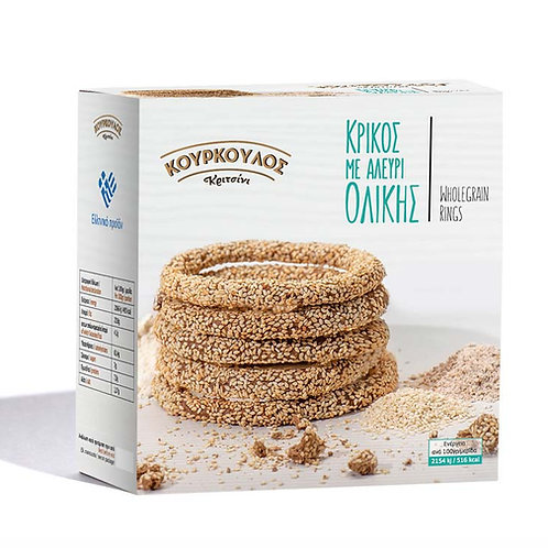 WHOLEGRAIN RINGS