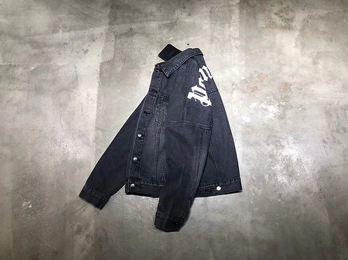 PALM ANGELS JEANS JACKET