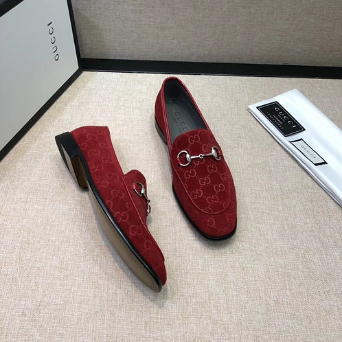 GUCCI LOAFERS VELVET