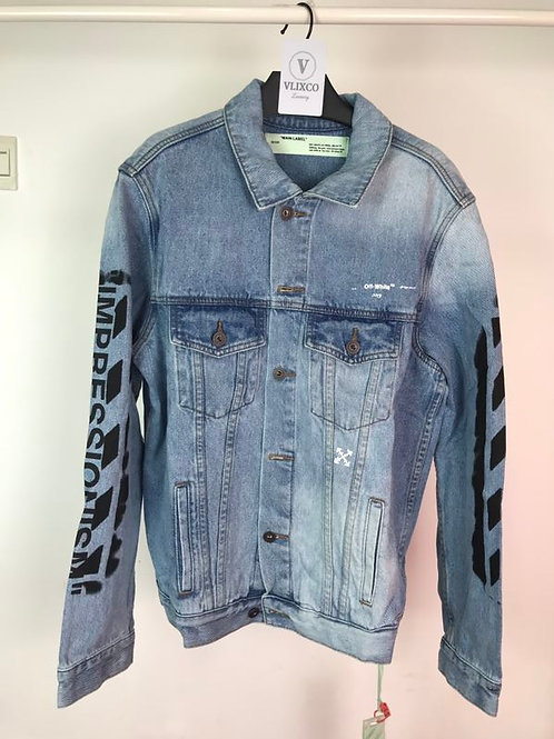 OFFWHITE JEANS JACKET