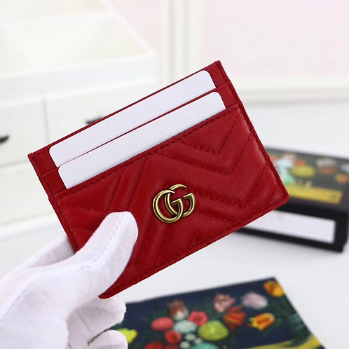 GG GUCCI CARD HOLDER