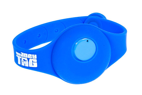 The Joey Tag Blue/Blue