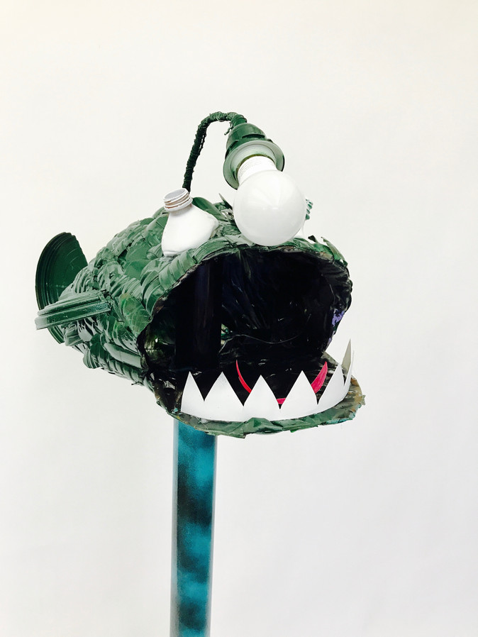 Angler Fish Lamp