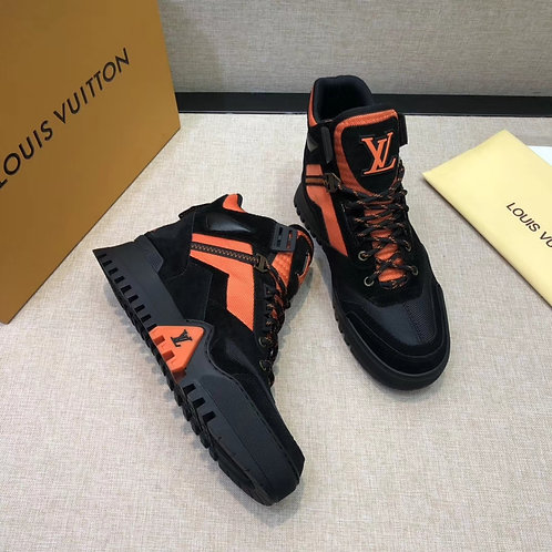 LV HIGHTOP SNEAKERS