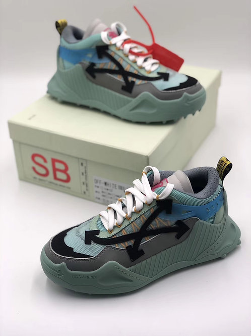 OFFWHITE ODSY-1000 SNEAKERS