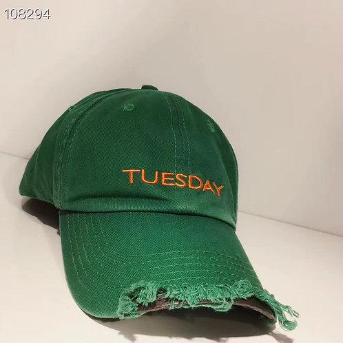 VETEMENTS TUESDAY CAP